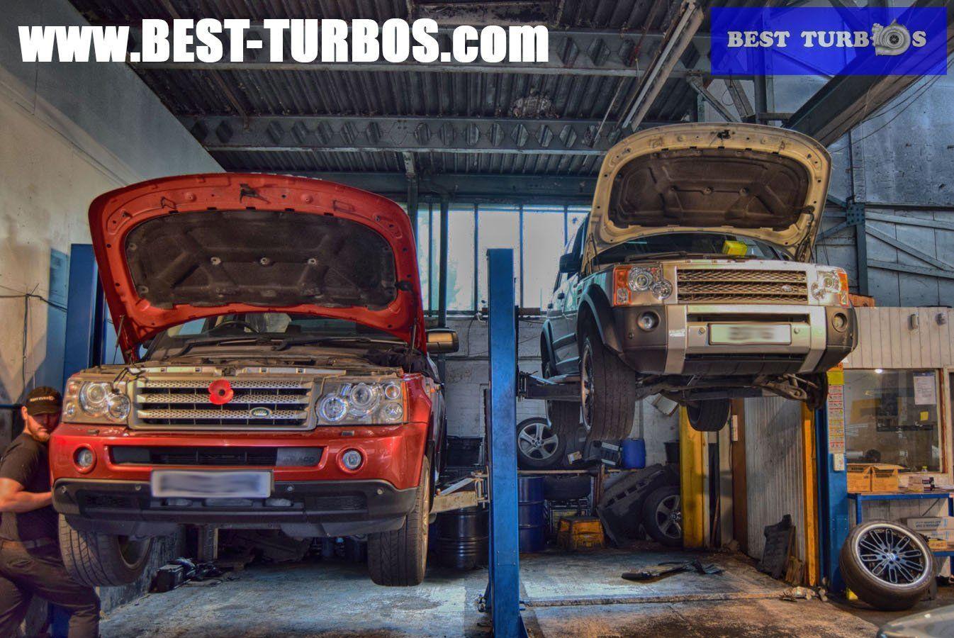 turbo wite smoke problem in car