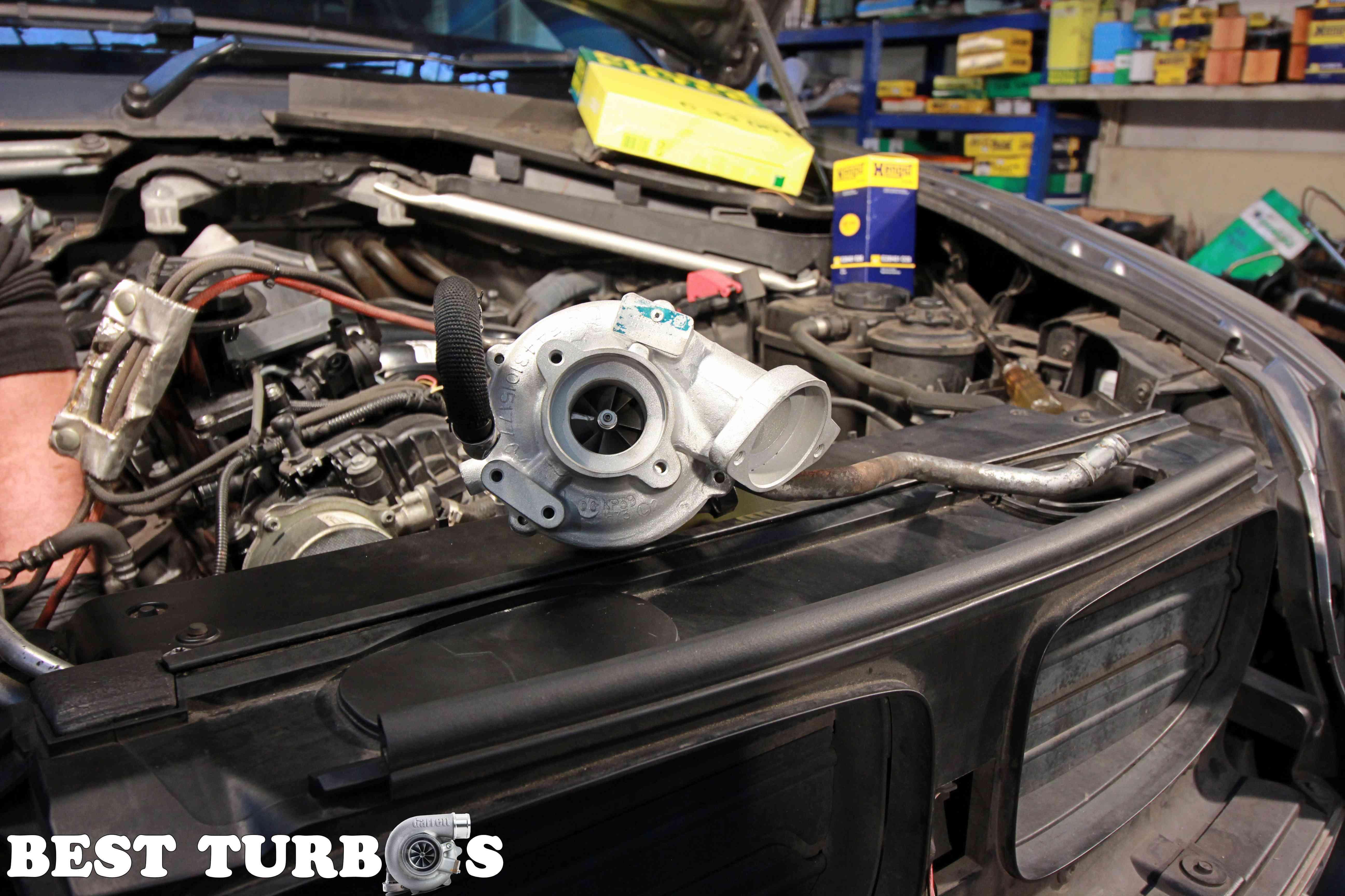 Bmw X5 35d 2009 Turbocharger Turbo Problem Reconditioning