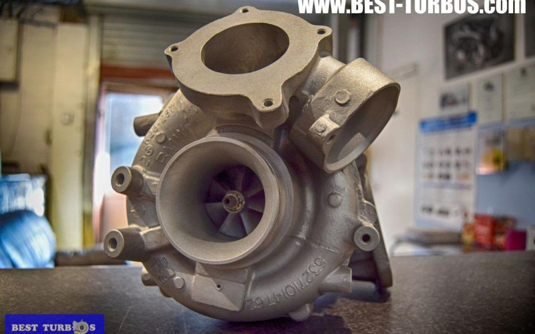 Take Care Of Your Turbocharger