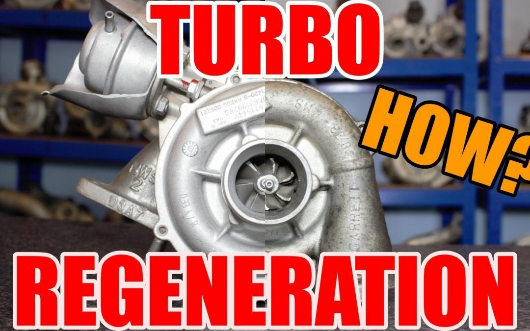 Turbocharger Regeneration Process by Best Turbos