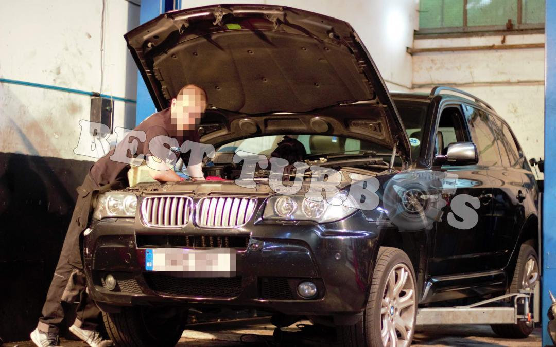 Bmw X5 Turbo Replacement Reconditioning Rebuild Repairs Problem