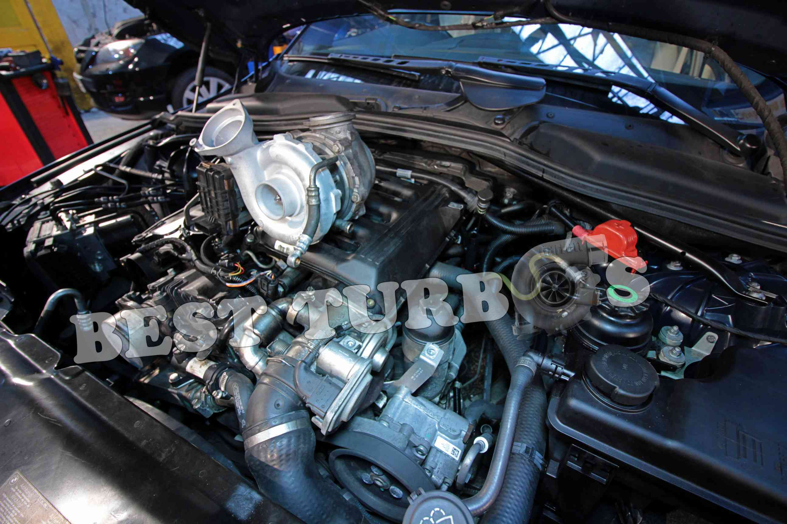 BMW 530d Turbocharger Problem & Fitting Reconditioned Turbo Oldbury