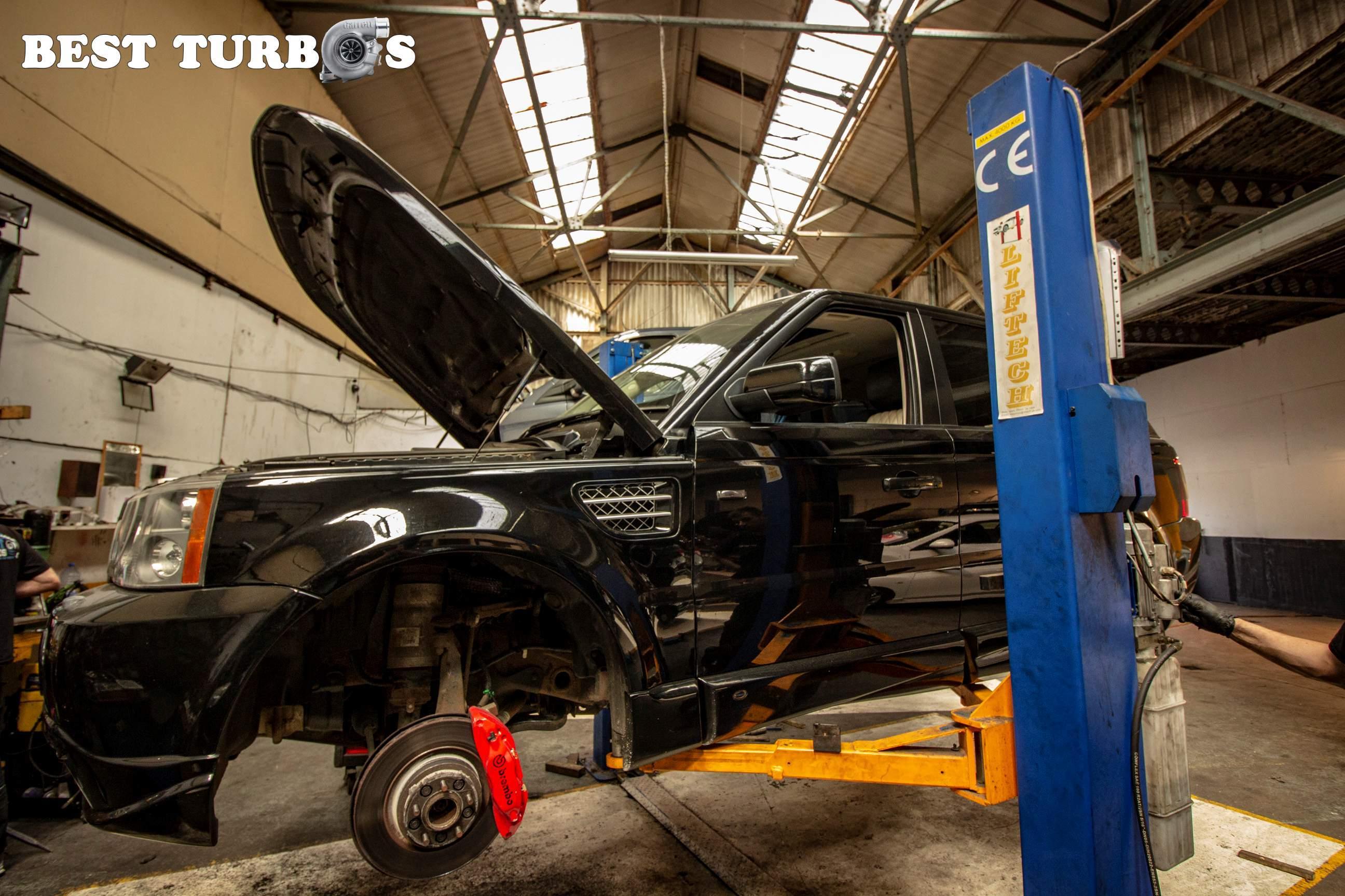 Range Rover Land Rover Sport Vogue Discovery 2 7 3 6 4 4 TDv6 TDv8