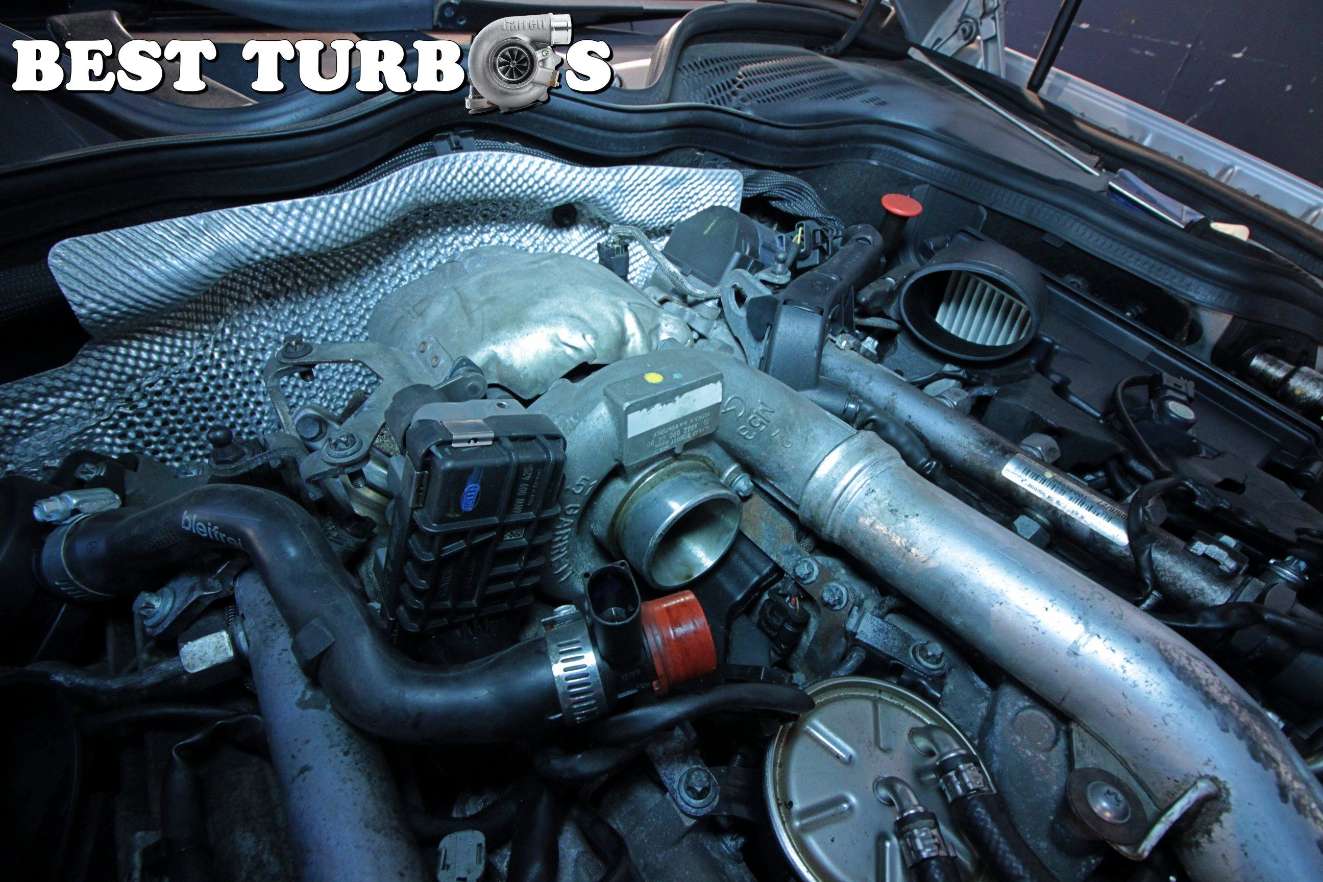 Mercedes ML320 ML280 CDI Turbo Turbocharger Problem Replacement