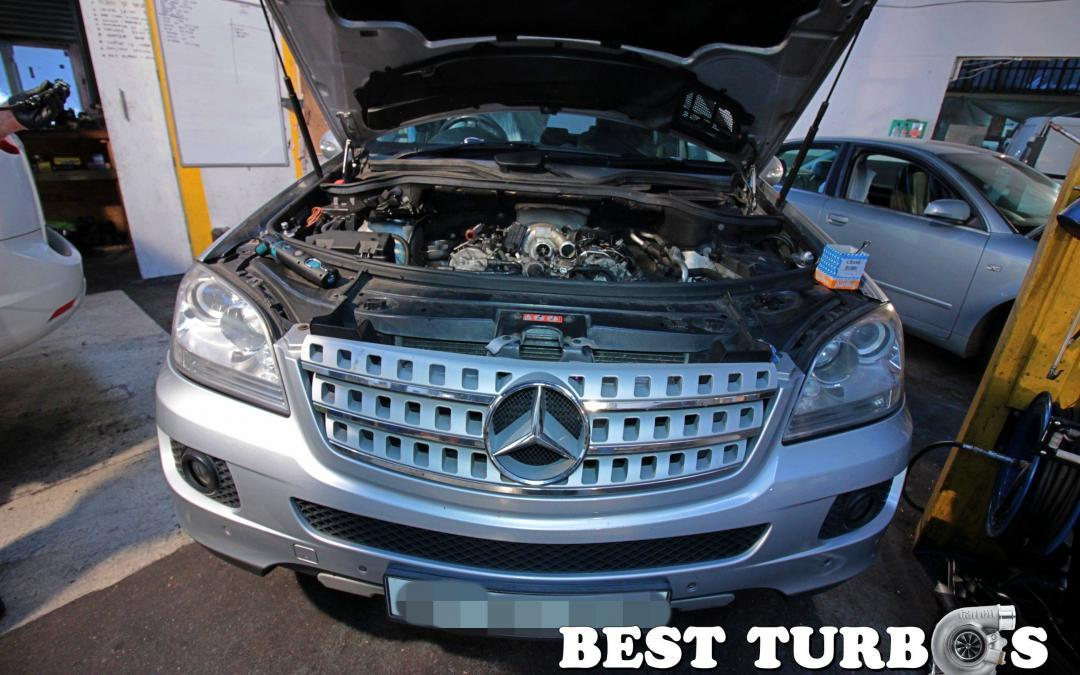 Mercedes ML320 ML280 CDI Turbo Turbocharger Problem Replacement Fitting Reconditioning Repair Birmingham West Midlands Coventry UK