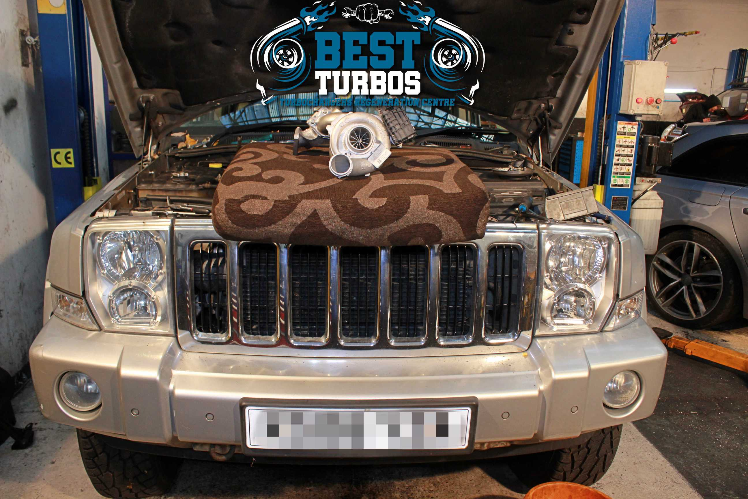jeep commander turbo turbocharger reconditioning fitting recon diesel problems (5)