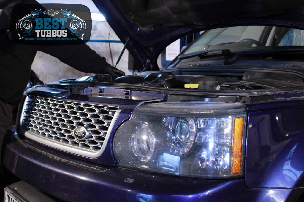 land range rover tdv6 tdv8 turbo replacement turbocharger reconditioning fitting failure inspection diagnose symptoms (3)