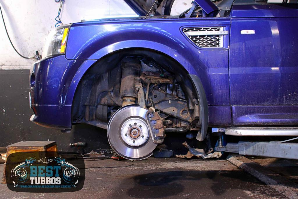 land range rover tdv6 tdv8 turbo replacement turbocharger reconditioning fitting failure inspection diagnose symptoms (4)