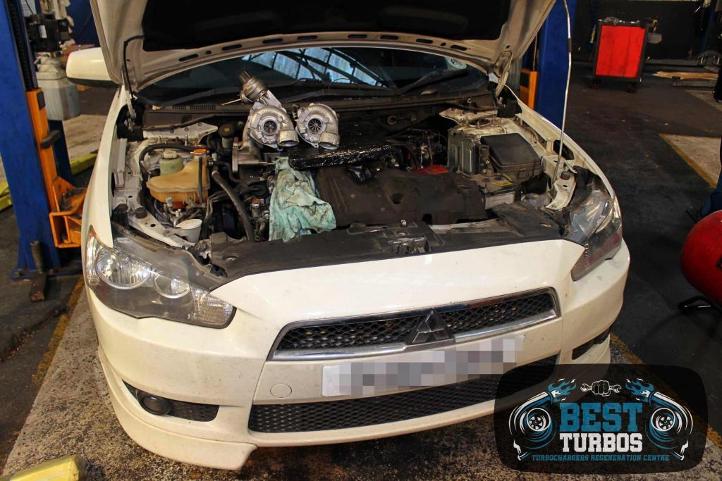 mitsubishi lancer turbo turbocharger problem problems upgrade tuning hybrid turbo 2000 1981 kit for sale ex evo 1984 1985 diesel reconditioning fitting repair rebuild recon replacement best turb