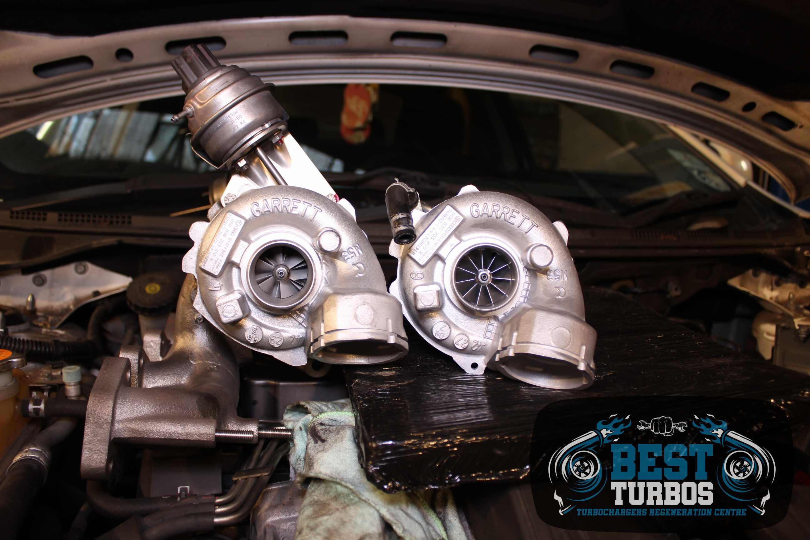 Mitsubishi Lancer 2009 2 0 HYBRID Turbocharger Turbo Upgrade