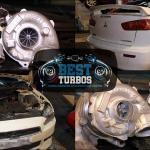 Mitsubishi Lancer 2009 2.0 HYBRID Turbocharger Turbo Upgrade Reconditioning Fitting Replacement West Midlands UK