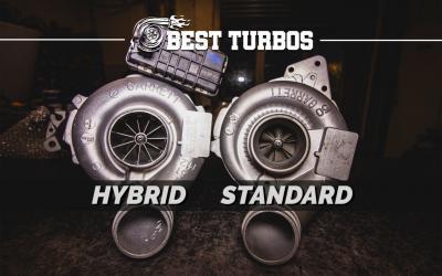Hybrid Upgrades! Turbochargers Reconditioning, Repairs, Fitting. Best Turbos Birmingham.