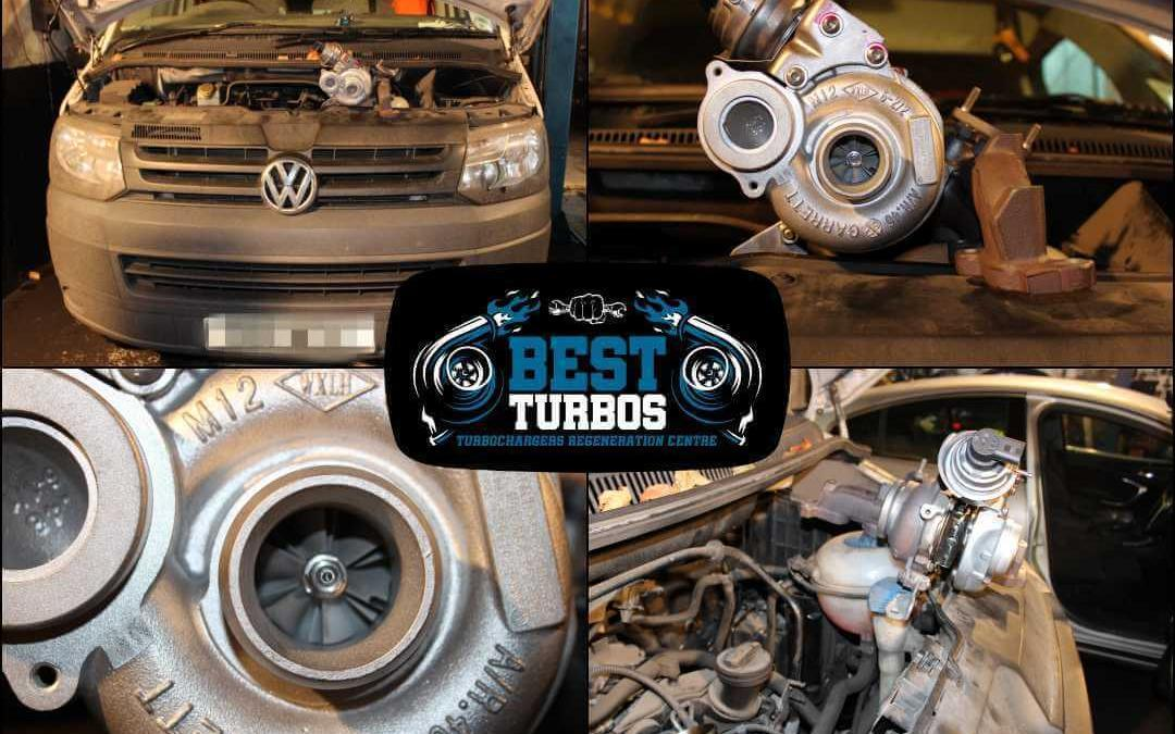 VW Transporter Turbocharger Reconditioning & Replacement