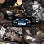 VW Golf Turbo Replacement Reconditioning Fitting Repairs. Turbo specialists Oldbury, Birmingham.