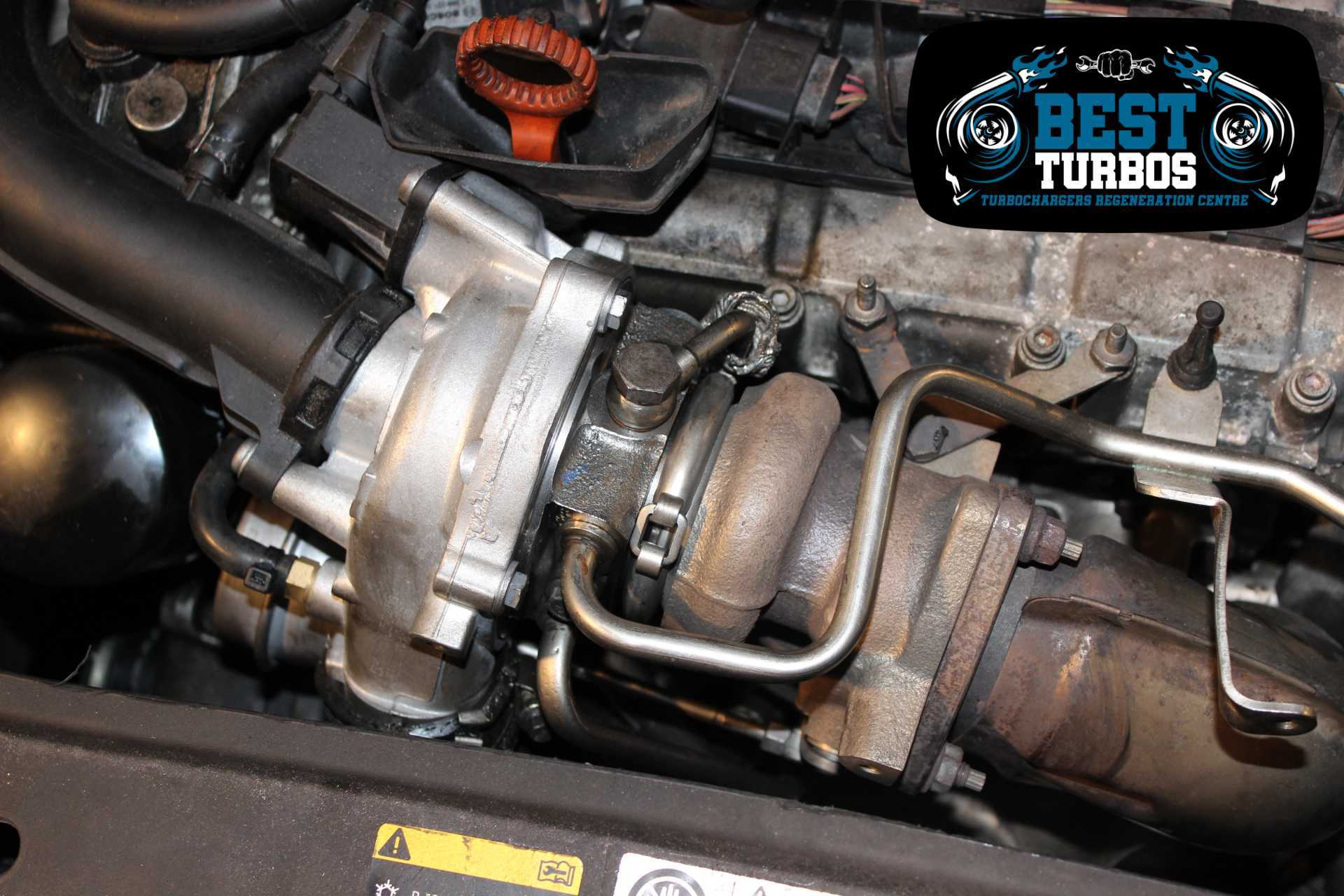 VW Golf Turbo Replacement Reconditioning Fitting Repairs