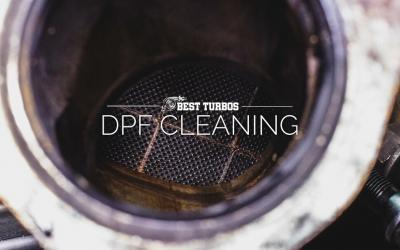 DPF / FAP / CAT Cleaning – New service available by Best Turbos!