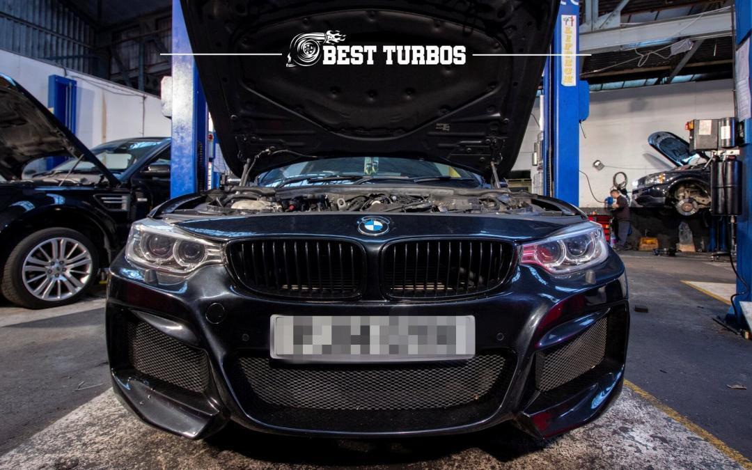 BMW 435d Bi-Turbo Turbochargers Twin Turbo Repair Reconditioning