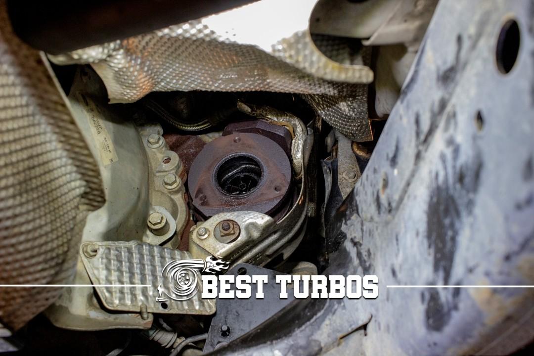 Range Rover Sport HSE 3 6 TDV8 Turbo Turbocharger