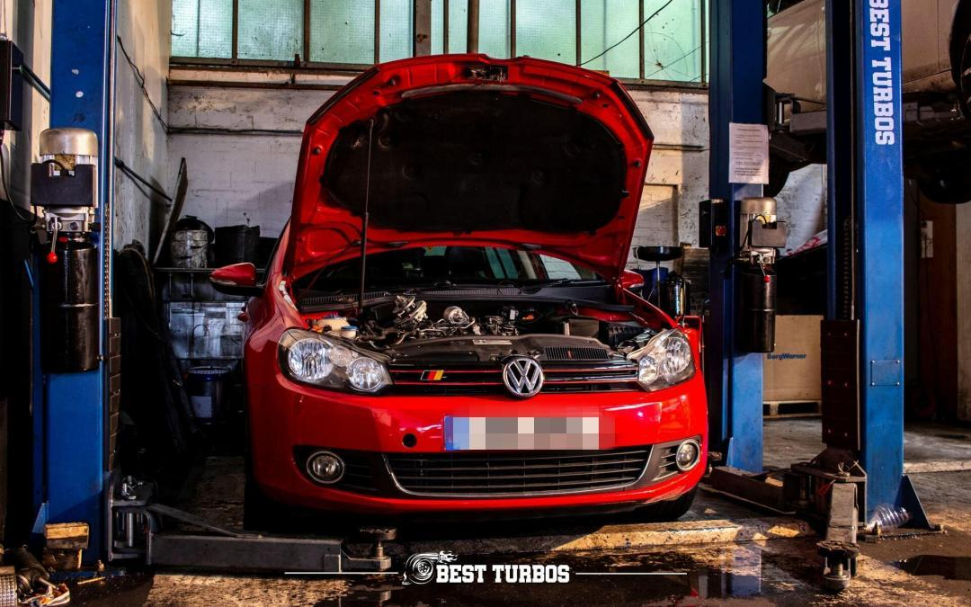 Volkswagen VW Golf Turbo Turbocharger Problem Repair Reconditioning Refurbish Replacement Best Turbos Birmingham West Midlands Turbo Specialists
