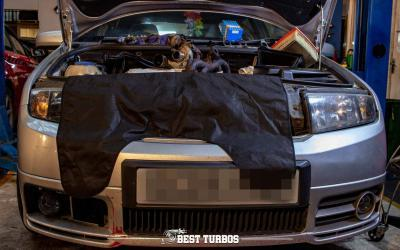 Skoda Fabia 1.9 Turbo Turbocharger Problem Smoking from Exhaust – Reconditioning and fitting problem solution Best Turbos Birmingham