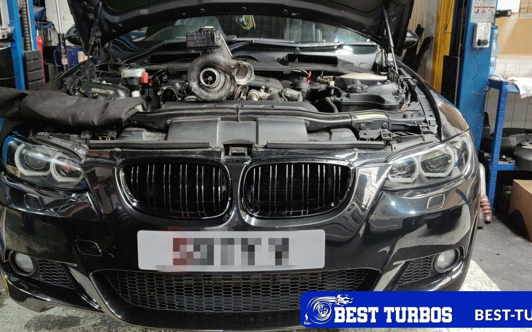BMW 330 d (E90/E91/E92/E93) Hybrid Turbo Upgrade Reconditioning, Repairs and Fitting