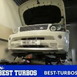 Land Rover and Range Rover TDv6 TDv8 Turbo Turbocharger Reconditioning Replacement Without Lifting The Body