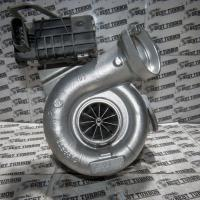 Turbo for BMW 530 730 525 E60 E61 E66 E65 M57N2 HYBRID TURBO TURBOCHARGER UPGRADE 758351