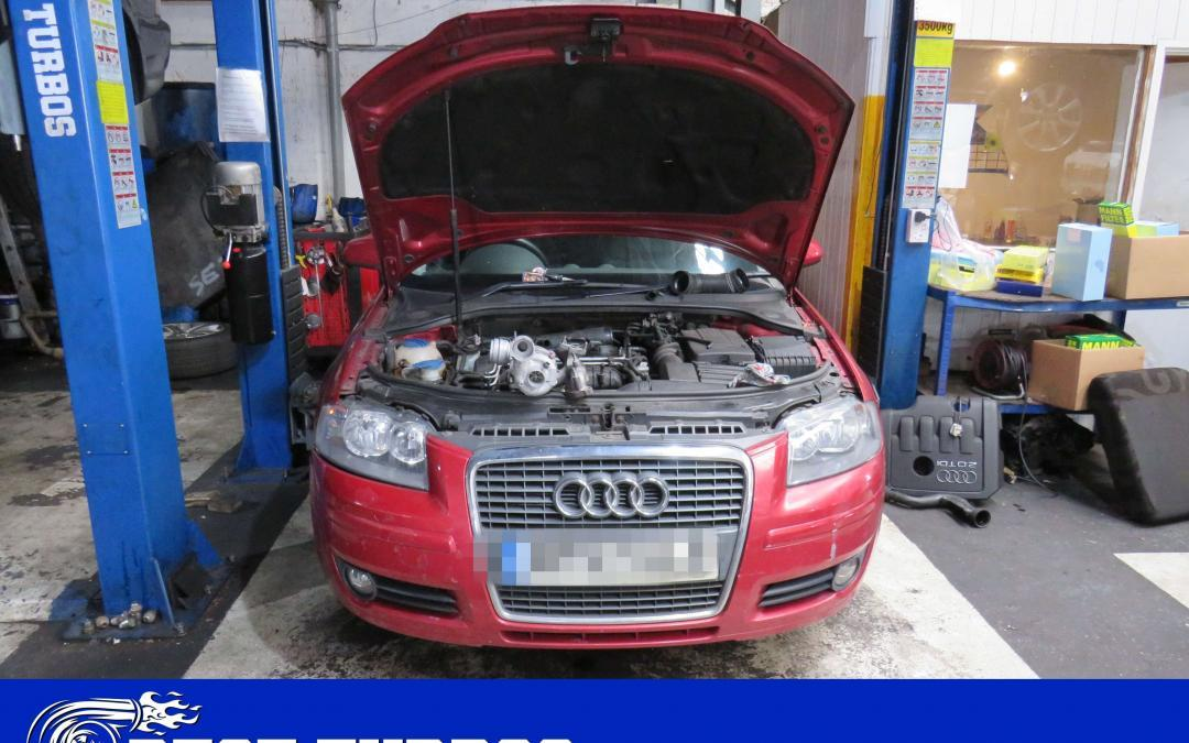 Audi A3 BKD Turbo Turbocharger Reconditioning, Repair, Fitting and Service – Best Turbos Oldbury West Midlands Specialists