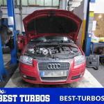 Audi A3 BKD Turbo Turbocharger Reconditioning, Repair, Fitting and Service - Best Turbos Oldbury West Midlands Specialists
