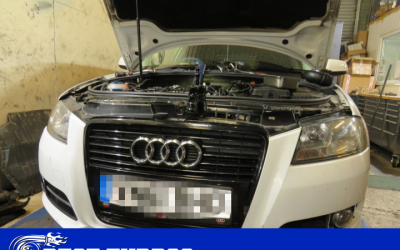 Audi A4 2.0 TDI turbo reconditioning and fitting. Professional turbo repairs in West Midlands