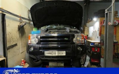 Range Rover Turbo Replacement Without Lifting The Body. Land Rover turbo reconditioning and fitting service 2 years warranty west midlands Birmingham