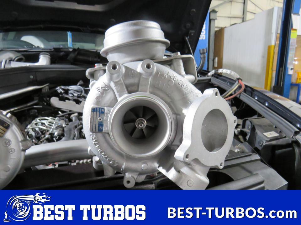Bmw X5 Turbo Turbocharger Reconditioning Blown Gone Smoke
