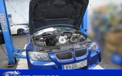 BMW 325d 330 d xd Turbo Turbocharger Reconditioning and Fitting 11657796312 758352