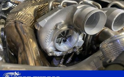Audi S7 4.0 TFSI V8 Hybrid Turbo Turbochargers Upgrade Rebuild Reconditioning and Fitting.