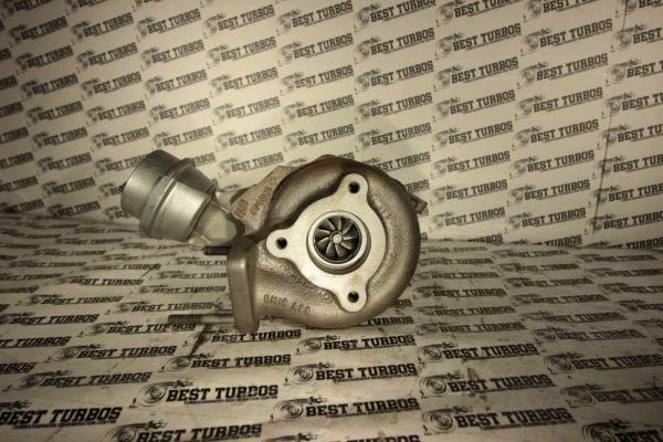 Turbocharger TURBO 54359700014 ALFA ROMEO FIAT LANCIA 13 JTD JTDM 90HP 163244988901-3