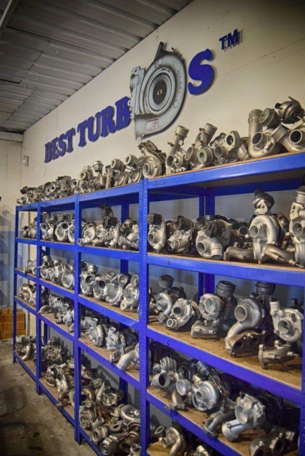 Turbocharger TURBO 54359700014 ALFA ROMEO FIAT LANCIA 13 JTD JTDM 90HP 163244988901-4