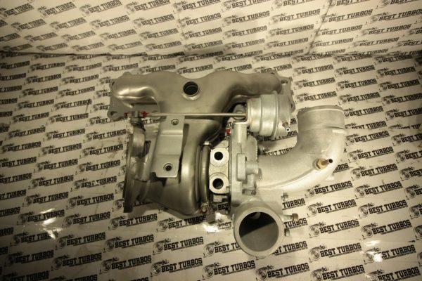Ford Focus III ST Mondeo S Max Jaguar XF Range Rover Turbocharger 53039700288 163255576922-2