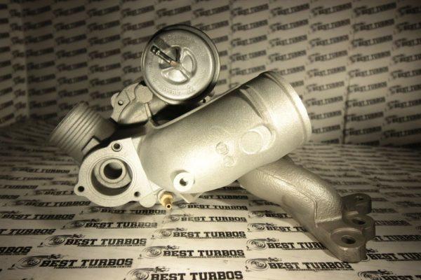 Turbocharger Ford Focus Mondeo Kuga S Max 25 ST Turbo 2005 2011 k04 033 163129568713-4