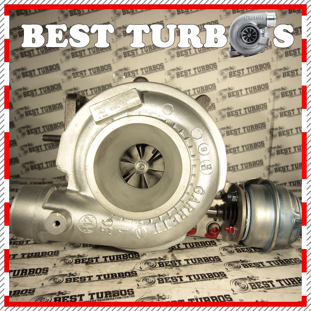 Turbocharger TURBO 789773 MITSUBISHI FUSO CANTER IVECO DAILY HANSA 3 0 d  143HP