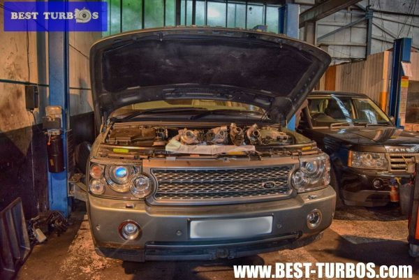 Land Rover Warranty >> Land Rover Discovery Range Rover 3 6 Supply Fit Turbochargers 2 Years Warranty