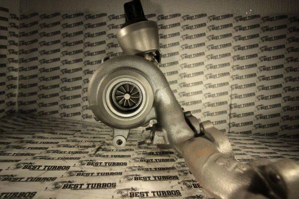 TURBO Turbocharger VW EOS GOLF PASSAT SCIROCCO TIGUAN AUDI A3 SKODA YETI 20TDI 163279495085-3