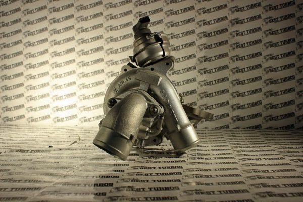 HONDA ACCORD 2,2i DTEC 150HP TURBO RECONDITIONED 782217, turbo 163246584886-2