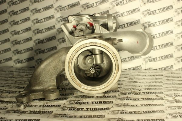 Turbo Turbocharger Audi Q3 A3 VW Golf Polo 1.4-TFSI TSI turbo 04E145704C 49180-01275 163321821526-3