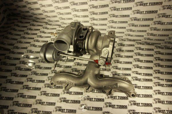 Turbocharger HYBRID 530309700248 VOLKSWAGEN ALHAMBRA GOLF POLO SCIROCCO 1,4-TSI 163239255116-3