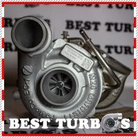 Turbocharger TURBO 778401 JAGUAR LAND RANGE ROVER SPORT DISCOVERY XF XJ 30 TDV6 163317969056