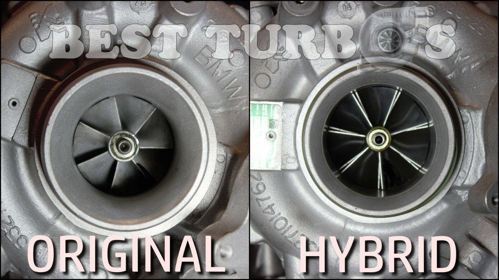 HYBRID Turbocharger for BMW 535d, 740d, xd, GT, X5, X6 - 3 0  53269700005