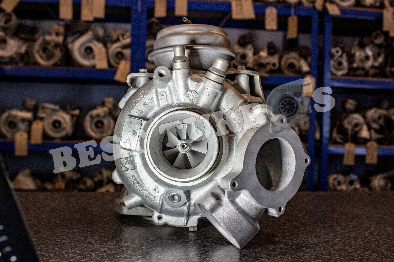 Turbocharger BMW X6 X5 X4 X3 740D 640D 535D 435D 335D xDrive 313hp  53269700014