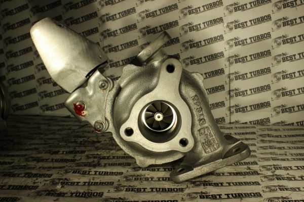 TURBO 789533 Vauxhall CHEVROLET Astra T Corsa Meriva Cruze 1.7 Cdti turbo 163330741669-2